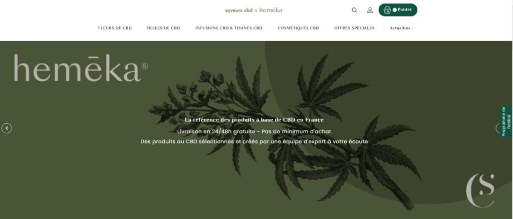 page-accueil-saveurs-cbd-hemeka