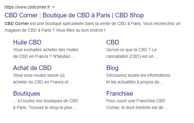 resultat-google-cbd-corner